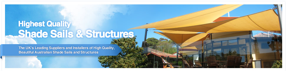 Shade Sail Promotion Slide 1